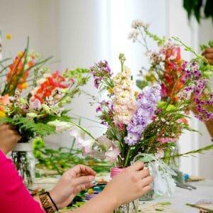 Book Floral Workshops