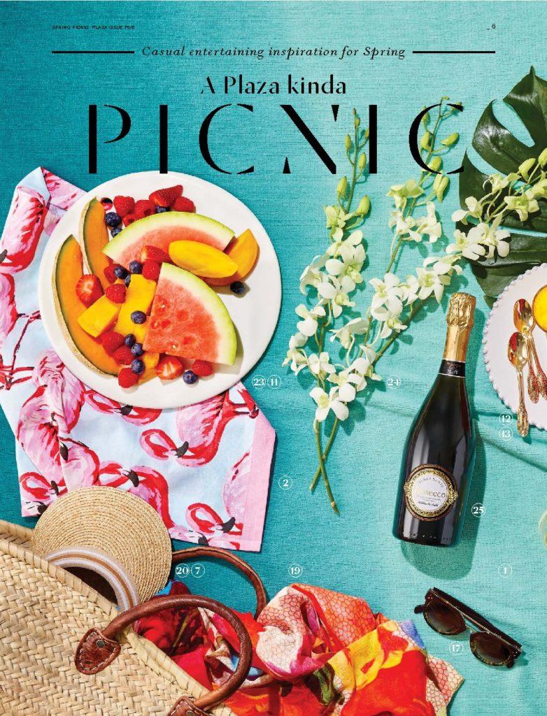 Plaza Magazine Spring Issue