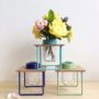 Coloured Flower Frames by Rainy Sunday