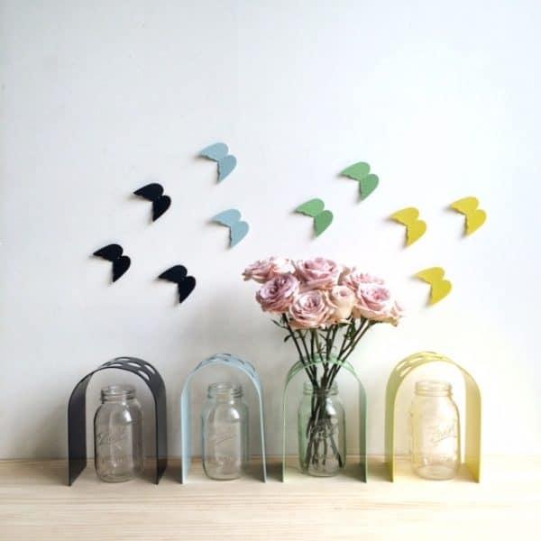 Home Flower Vase by Rainy Sunday