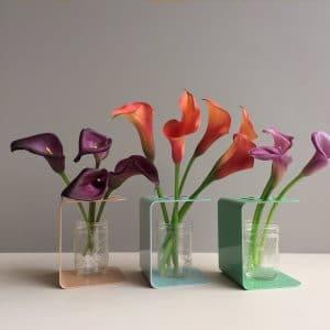 Folded Flower Frames