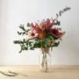 Christmas Flower arranging Class with Rainy Sunday
