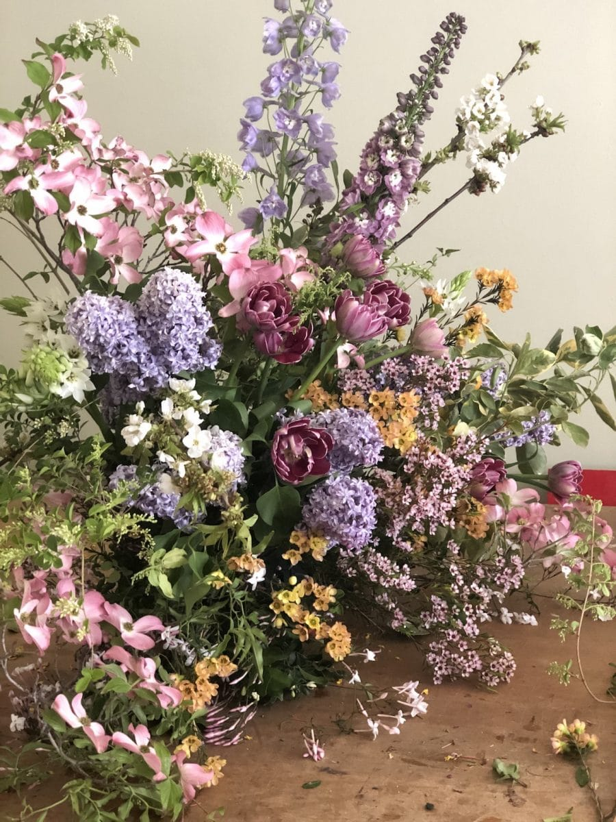 Floral Classes in Sydney by Rainy Sunday