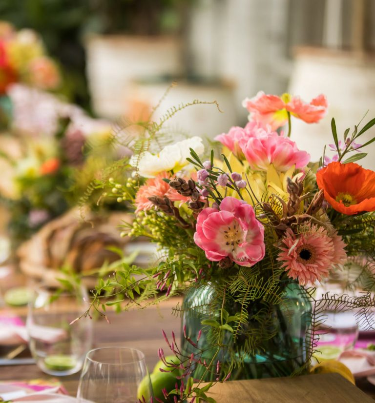 Event design, styling and floral design - Rainy Sunday - Sydney