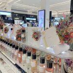 Luxury retail styling at David Jones by Rainy Sunday