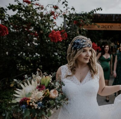 Camperdown Commons Wedding styled by Rainy Sunday